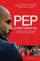 Boek cover Pep Confidential van Marti Perarnau (Onbekend)