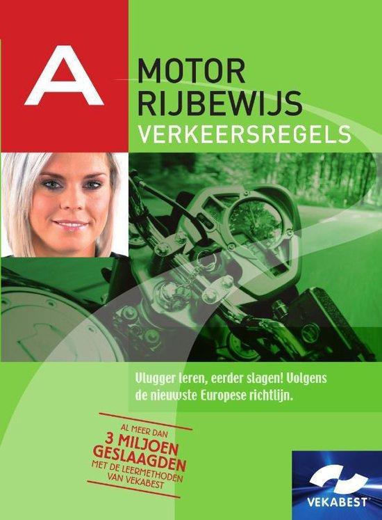 Motor rijbewijs A verkeersregels - Nvt. |