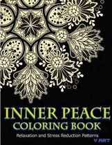 Inner Peace Coloring Book: Coloring Books for Adults Relaxation