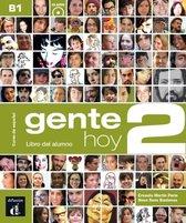 Gente Hoy 2 Libro del alumno + MP3 version original