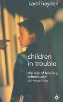 Omslag Children in Trouble