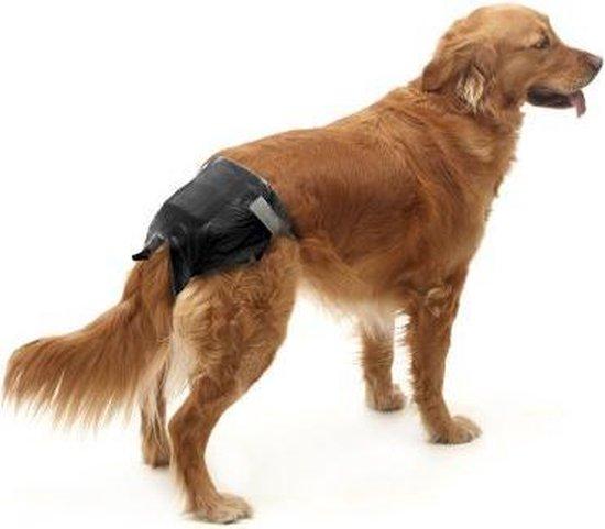 Hondenluiers XL - voor grote rassen met buikomtrek 74-84 cm - 12 stuks