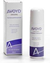 Avoyd Original 90ml - Voorkomt en verhelpt ingegroeide haartjes, scheerirritatie en scheerbultjes - geschikt voor m/v - 040