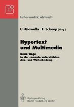 Hypertext Und Multimedia