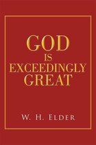 Omslag God Is Exceedingly Great