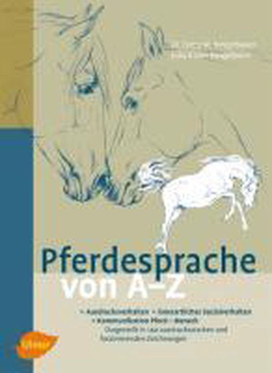 Boek cover Pferdesprache von A-Z van Gerry M. Neugebauer (Hardcover)