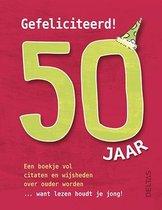 Boek cover Gefeliciteerd! 50 jaar van Susanna Geoghegan (Hardcover)