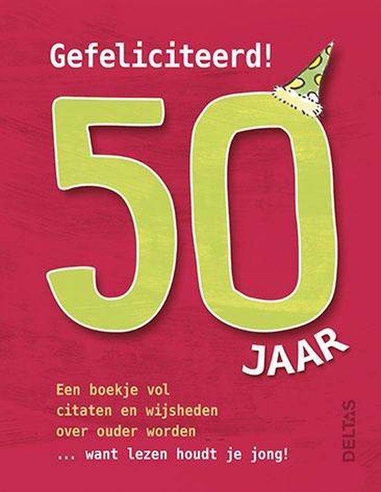 Gefeliciteerd! 50 jaar