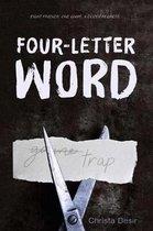 Boek cover Four-Letter Word van Christa Desir