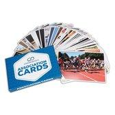 Coachkaarten voor kinderen, jongeren en volwassenen - Coachingskaarten - Associatiekaarten - Fotokaarten voor coaching, workshop en training  - 45 mooie kaarten in stevig doosje