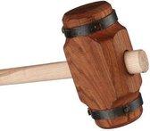 Atlas Sleg / hamer rond hout