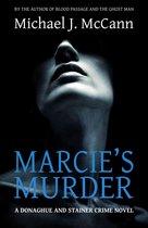 Omslag Marcie's Murder