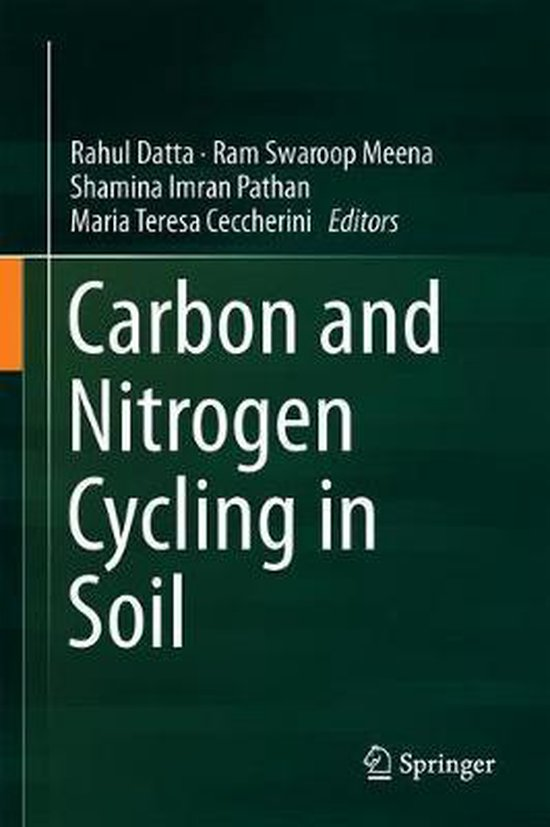 Carbon and Nitrogen Cycling in Soil
