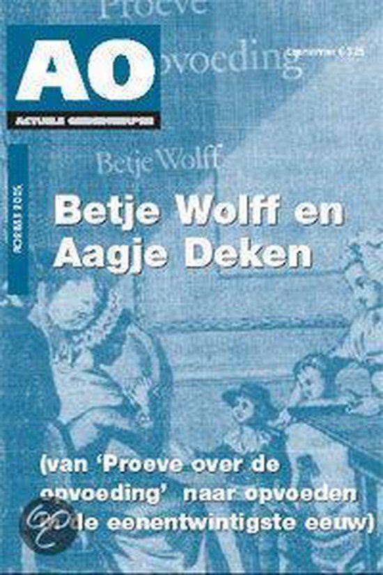 Betje Wolff en Aagje Deken - A. de Jongh | Readingchampions.org.uk