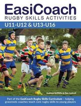 EasiCoach Rugby Skills Activities U11-U13 & U13-U16