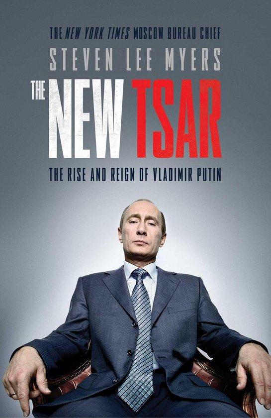 Boek cover The New Tsar van Steven Lee Myers (Onbekend)