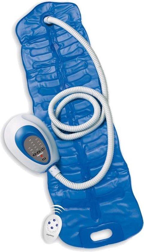 Impulsion Hydro Massager MH01 Rug, Nek Blauw stimulator