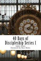 40 Days of Discipleship Series 1