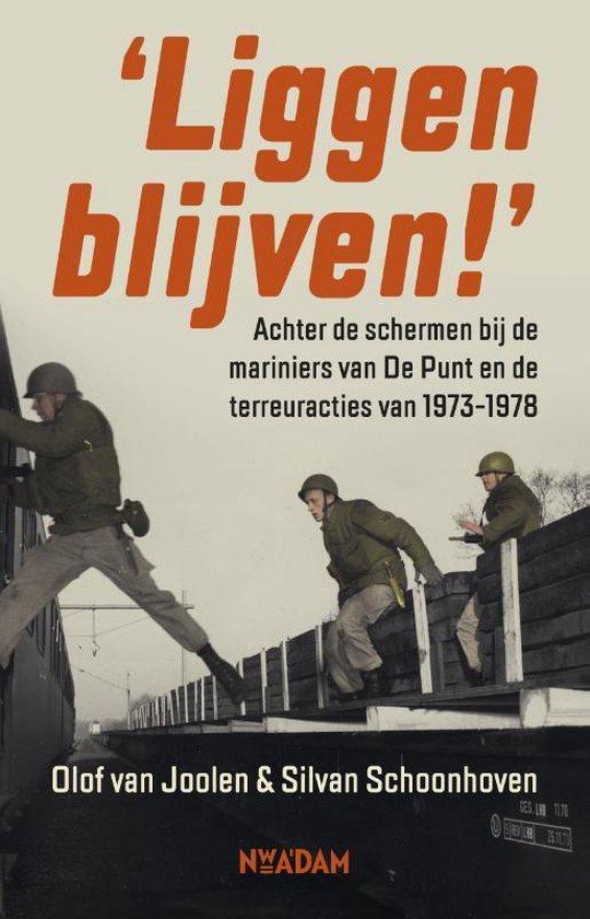 Boek cover Liggen blijven! van Olof van Joolen (Paperback)