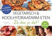 Boek cover Vegetarische & Koolhydraatarm eten. Zó doe je dat! VEGA STARTGIDS van Matty Barnhoorn (Onbekend)