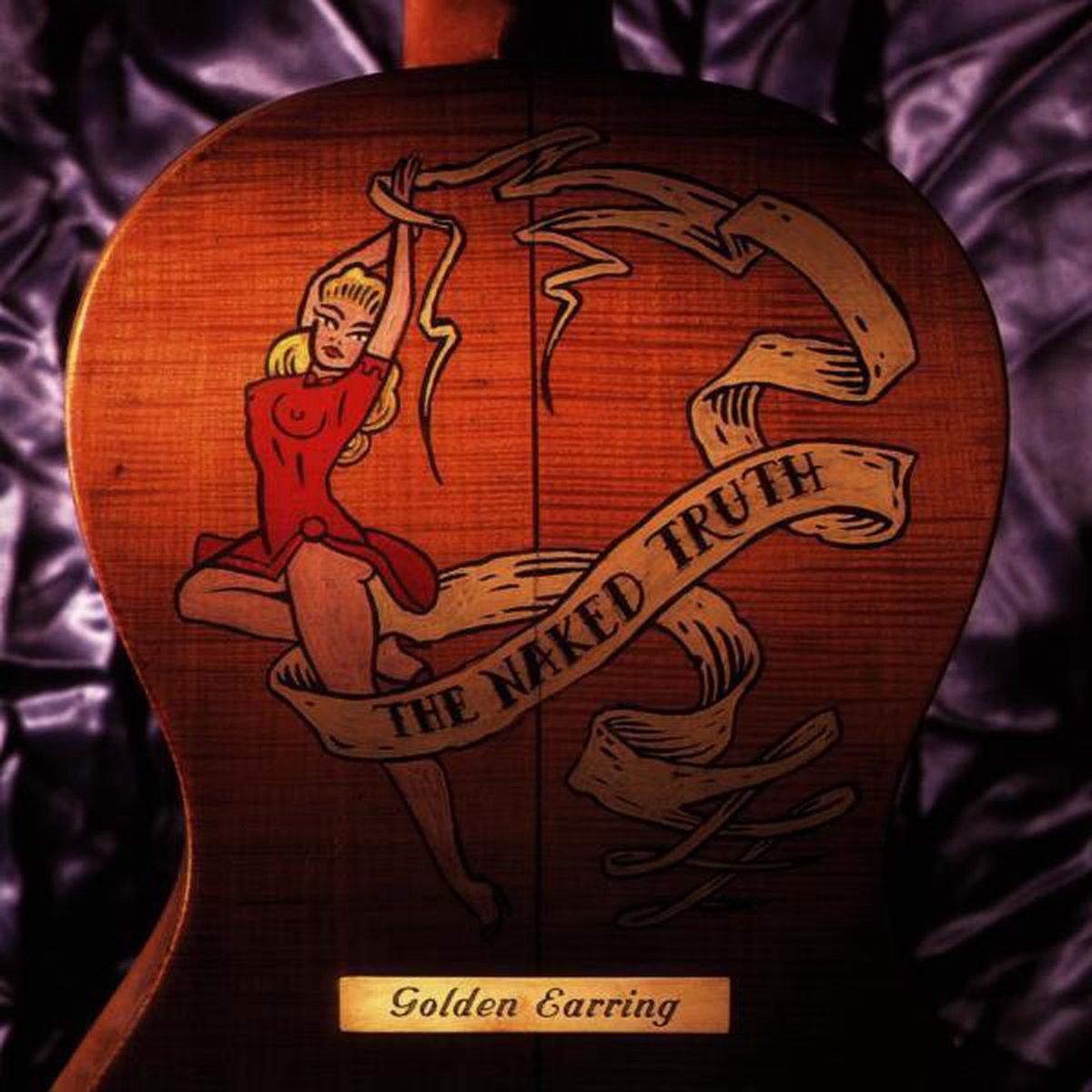 Golden Earring - The Naked Truth (1992, Cassette)   Discogs