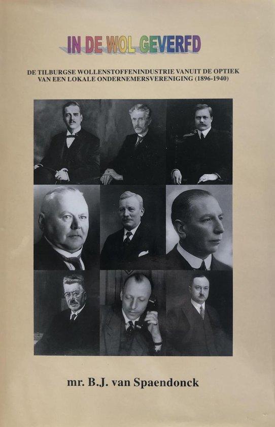 In de wol geverfd - B.J. van Spaendonck pdf epub