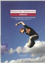 Boek cover Productief Nederlands - Verkort van J.E. van Hulzen