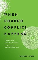 When Church Conflict Happens