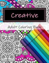Creative Adult Coloring Book