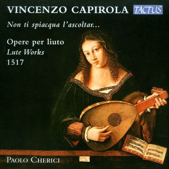 Compositione Di Vincenzo Capirola (.), 1517