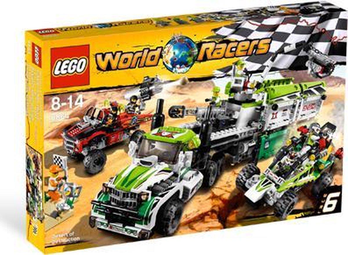 LEGO World Racers Verwoestende Woestijn - 8864