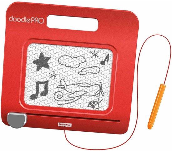 Afbeelding van het spel Fischer-price Doodlepro rood magisch tekenbord