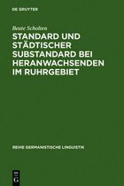 Standard und stadtischer Substandard bei Heranwachsenden im Ruhrgebiet