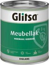 Glitsa Meubellak satin blank 750ml