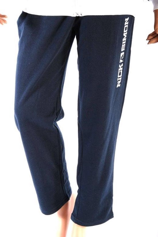 Nick&Simon Joggingbroek Donkerblauw
