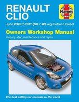 Renault Clio (Jun '09-'12) 09 To 62