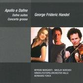 George Frideric Handel, Apollo E Dafne (Dramatic C
