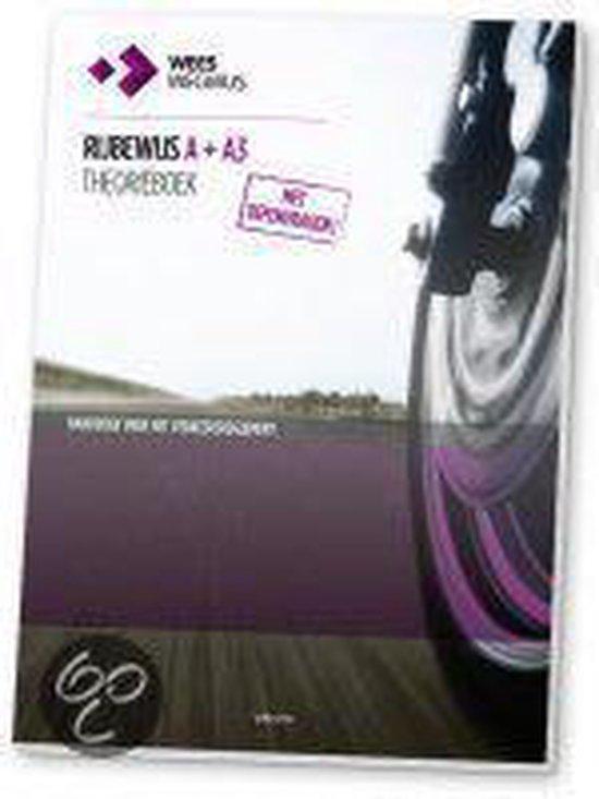 Belgische Theorieboek Rijbewijs A, A1, A2 + AM met oefenvragen - Wees Wegwijs |