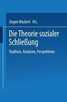 Die Theorie Sozialer Schliessung