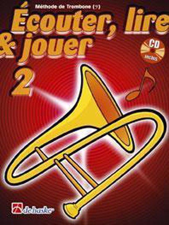 Couter Lire Jouer 2 Trombone Cl De Fa - M. Oldenkamp  
