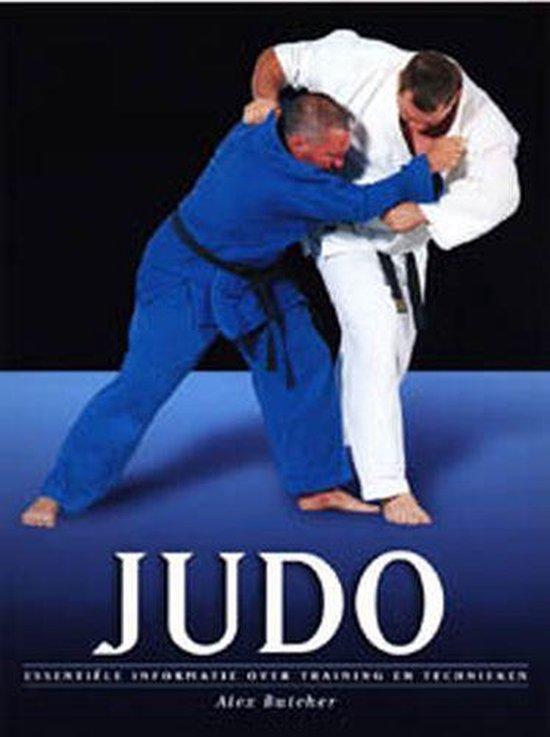 Cover van het boek 'Judo'