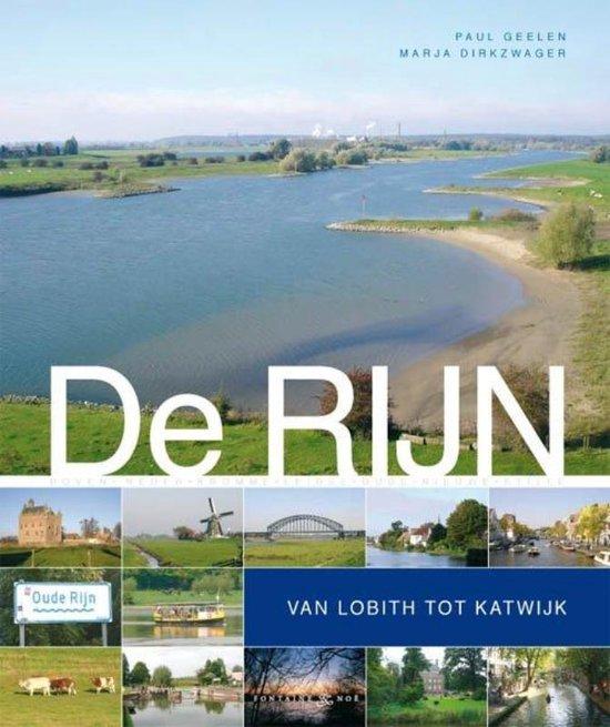Cover van het boek 'De Rijn'