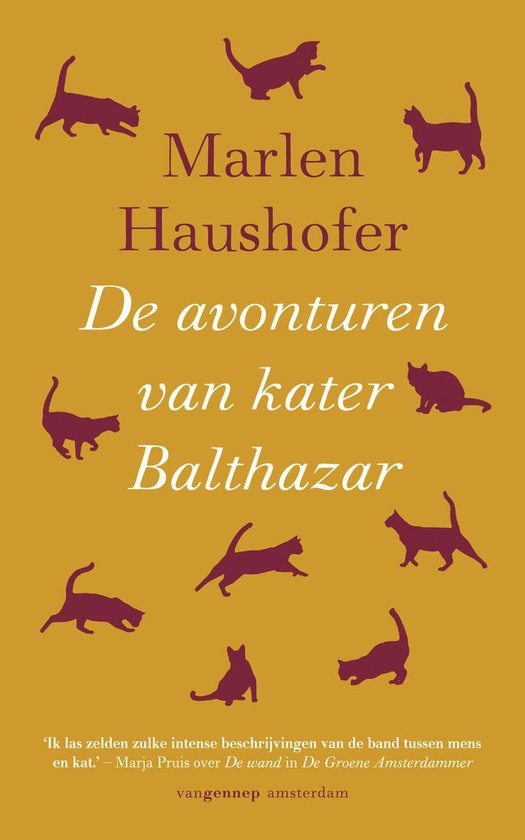 De avonturen van kater balthazar - Marlen Haushofer  