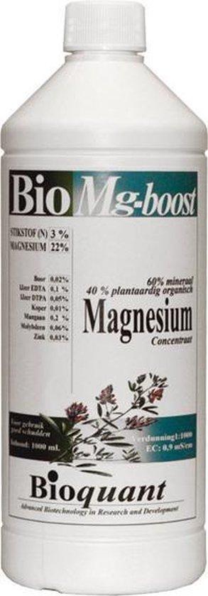 BioQuant, Mg-boost, 250ml