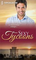 Topcollectie 60 - Sexy tycoons (3-in-1)