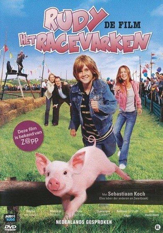 Cover van de film 'Rudy Het Racevarken: De Film'