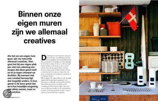 Huizen van creatives - Anna Lambert pdf epub