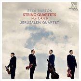 String Quartets Nos.2 4 & 6