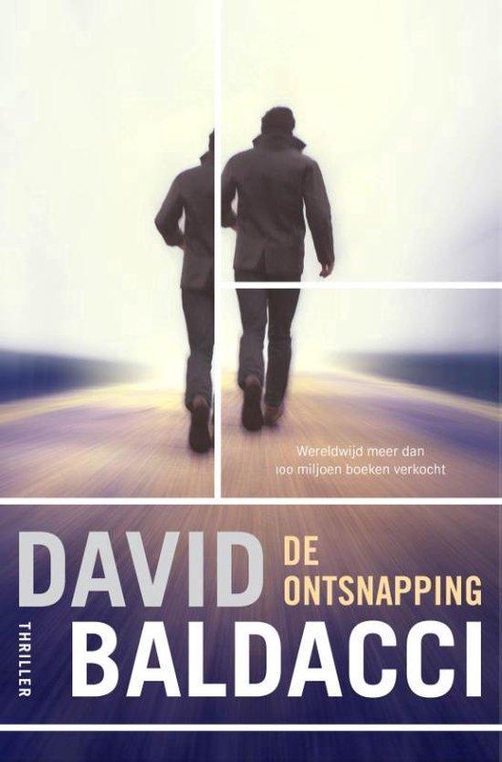 John Puller 3 - De ontsnapping - David Baldacci |