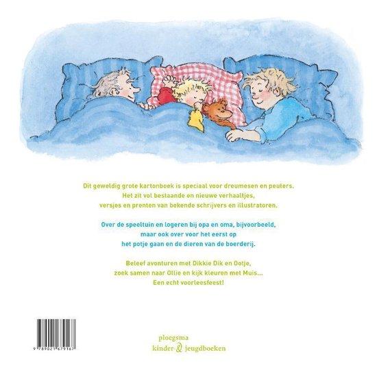 Het grote kijk-en voorleesboek voor rond de 2 jaar